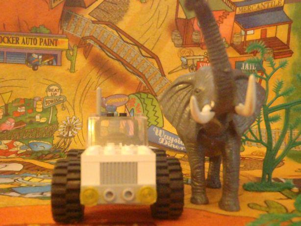 Costruire un Jeep - Lezioni per Bambini ;) P5070115