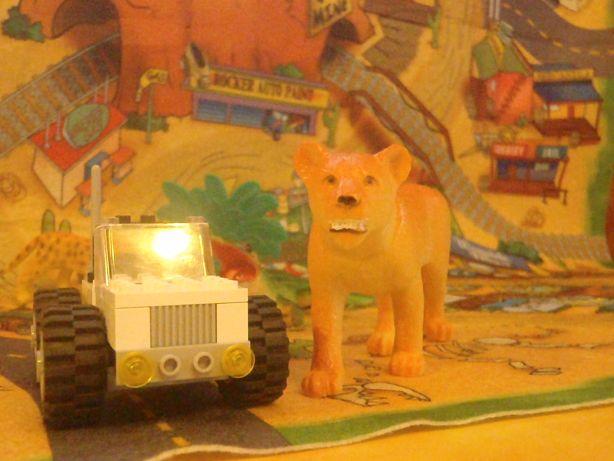 Costruire un Jeep - Lezioni per Bambini ;) P5070117