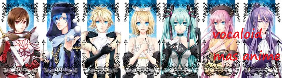 Vocaloid y anime