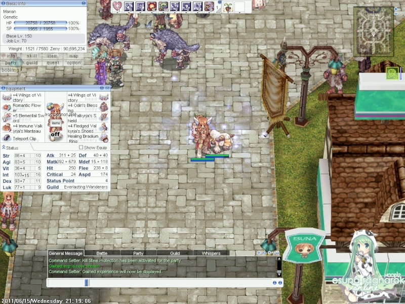 EssenceRO - Ragnarok Online that's been up for 5 years and continuing~ Screen20