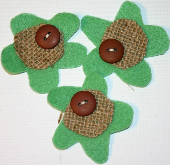 Felt Flowers- Aka- Joyful Blooms Pictur39
