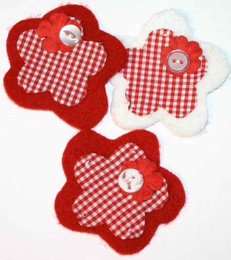 Felt Embellishments- Aka- Joyful Blooms Pictur46