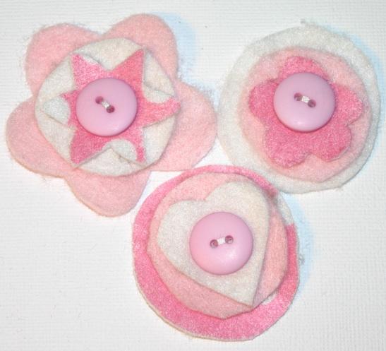Girly Embellishments- Aka- Joyful Blooms Pictur51