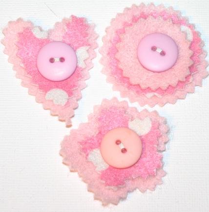 Girly Embellishments- Aka- Joyful Blooms Pictur52