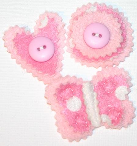 Girly Embellishments- Aka- Joyful Blooms Pictur53