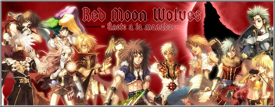 Red Moon Wolves