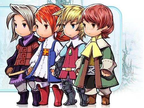 Final Fantasy III 11762410