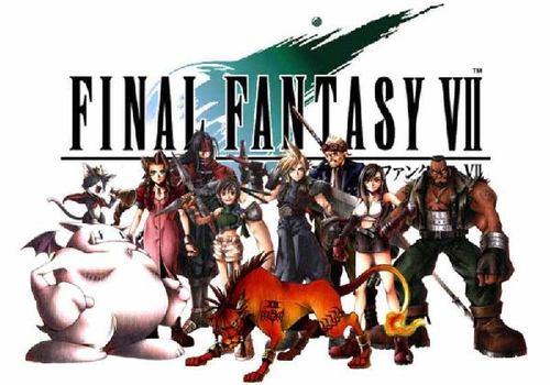 Final Fantasy VII 14011010