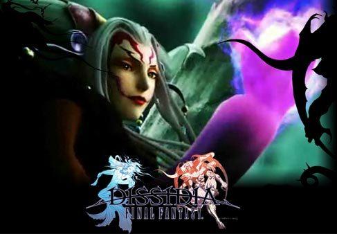 Final Fantasy Dissidia Dissid12