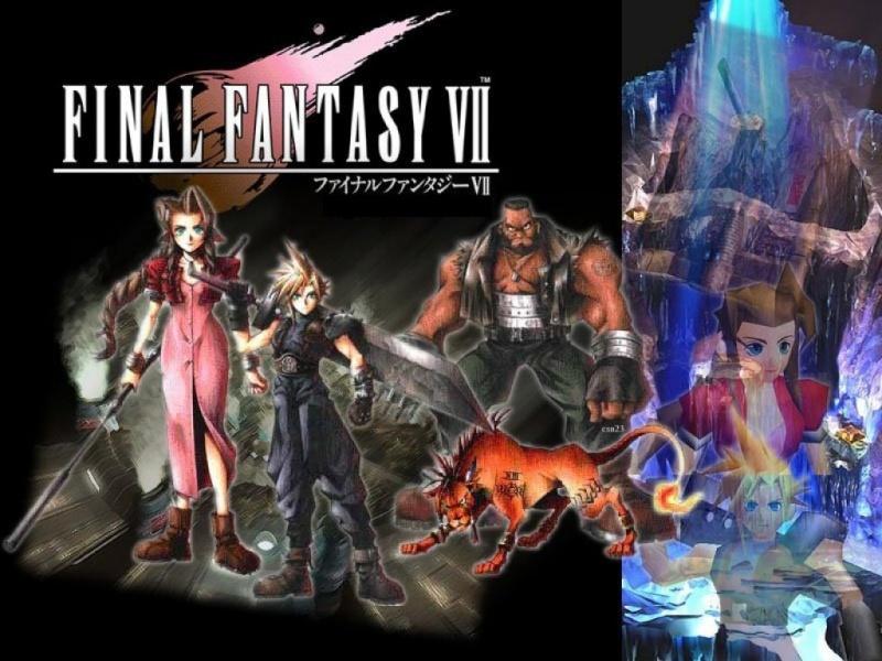 Final Fantasy VII Final-13