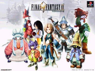Final Fantasy IX Final210