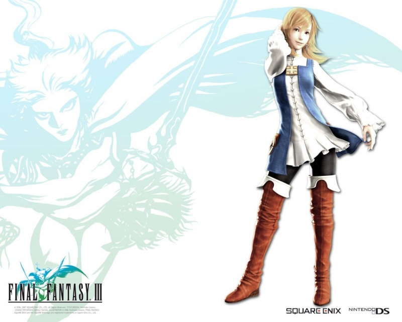 Final Fantasy III Final_10