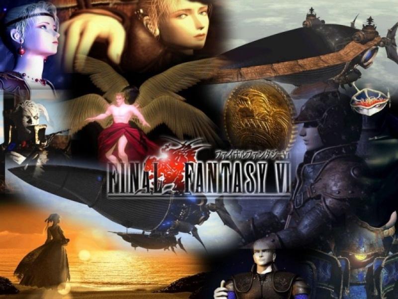Final Fantasy VI Finalf12