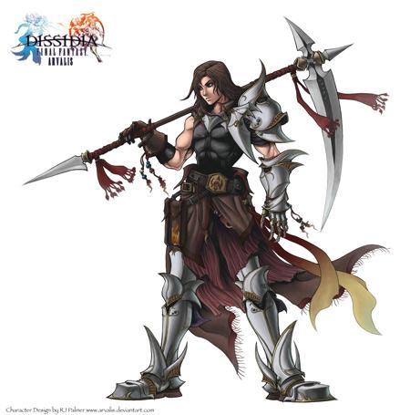 Final Fantasy Dissidia Imagen10