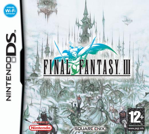 Final Fantasy III Portad11