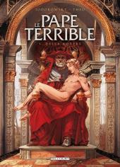 LE PAPE TERRIBLE (Tome 1) DELLA ROVERE d'Alexandro Jodorowsky 94068_10