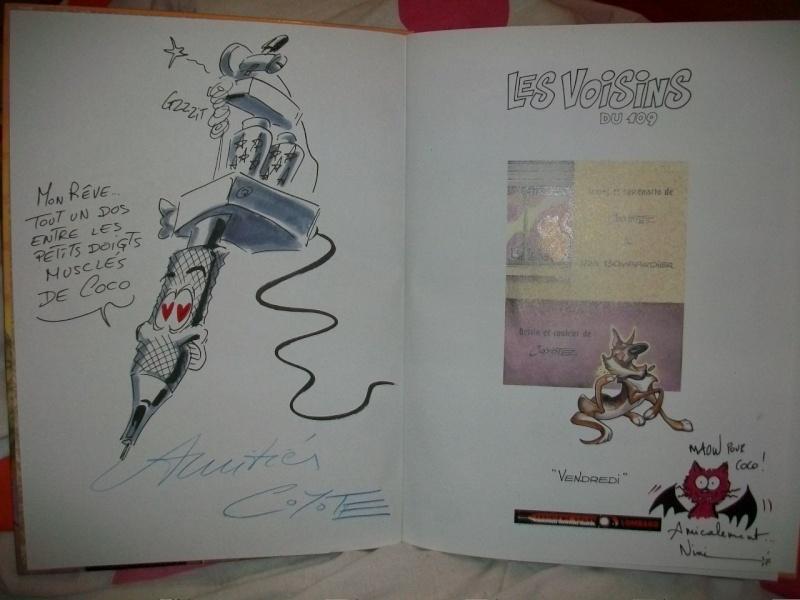 Nos dédicaces ! - Page 2 Coyote10
