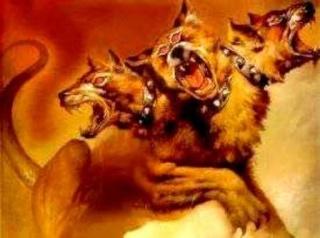 lista de animais mitológicos B4010