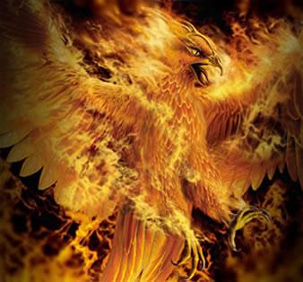 lista de animais mitológicos Fenix210