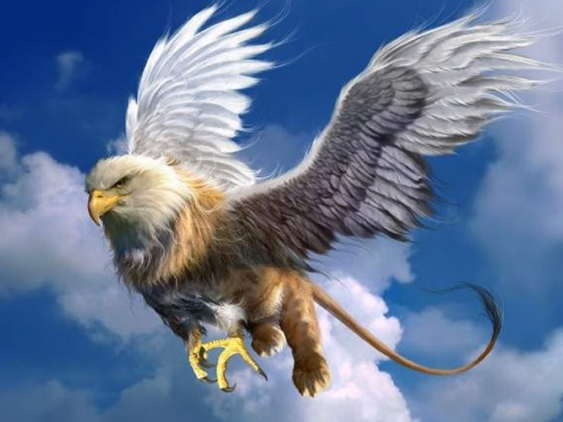 lista de animais mitológicos Grypho10
