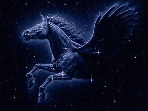 lista de animais mitológicos Pegasu10