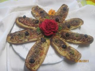 petits pains pizza Petits16