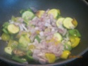 chorizo aux légumes de saison Choriz22