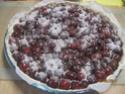 tarte aux cerises nature Mousti52