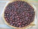 tarte aux cerises nature Mousti54