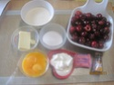 cake aux cerises Mousti63