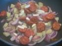 Pommes de terre sautées aux chorizo Pomme_16