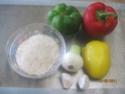 riz aux trio de poivrons grillés Riz_au17