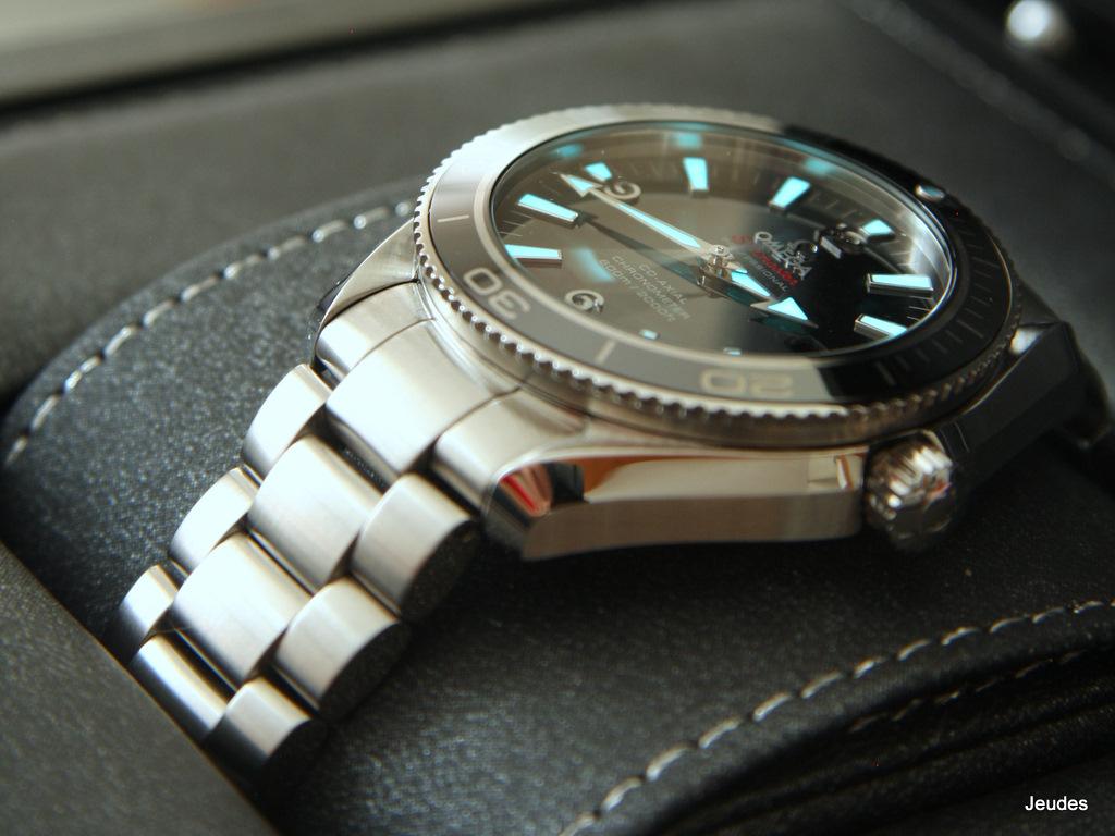 """Ma nouvelle montre """"plongeuse"""" Polm110"""