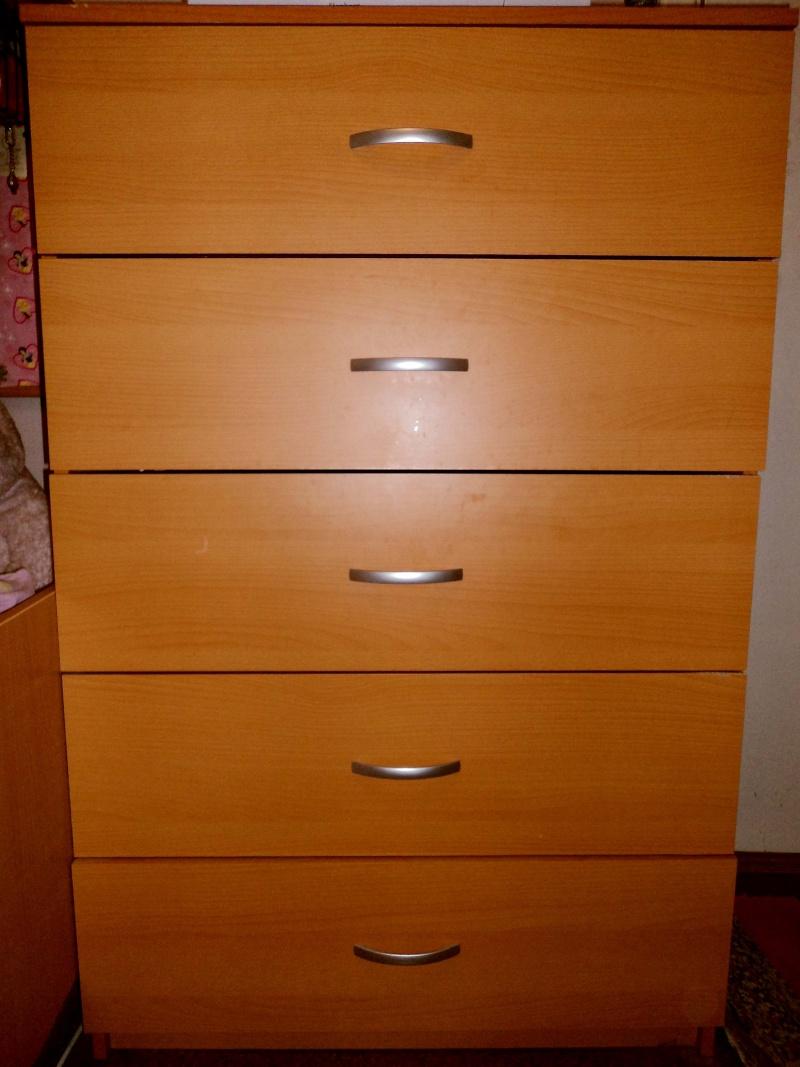 [WTS] IKEA 5-drawer cabinet Dsc00413