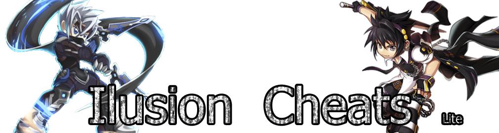 Ilusion Cheats