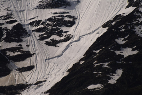 Vos photos et vidéos d'avalanches dans le massif Bourge10