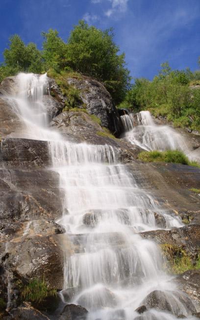 Photos de torrents, cascades etc... dans le massif. Cascad10