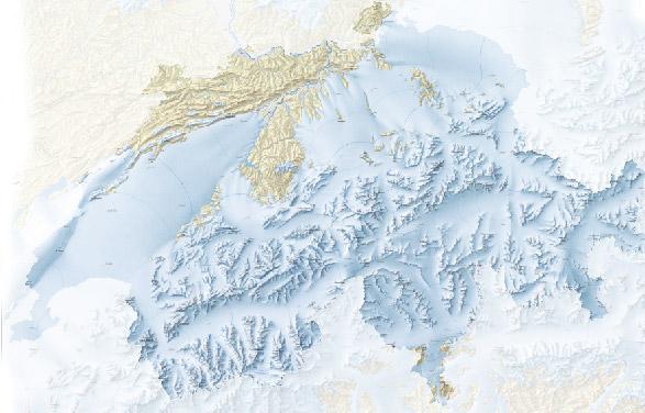 Les dernières glaciations et  âges glaciaires. Wurm-s10