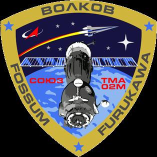Lancement et amarrage Soyouz TMA-02M Soyuz-11