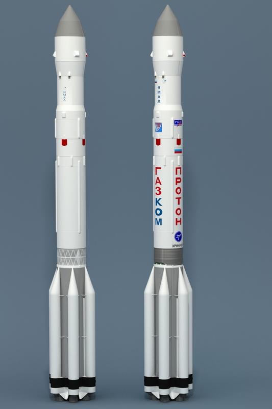 Proton (Telstar 14R) - 20.5.2011 Yamal-10