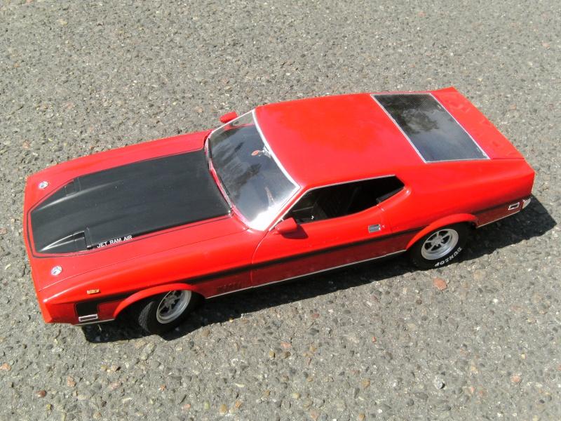 1970er Mustang Mach 1 in 1:12 von Doyusha Pict0019