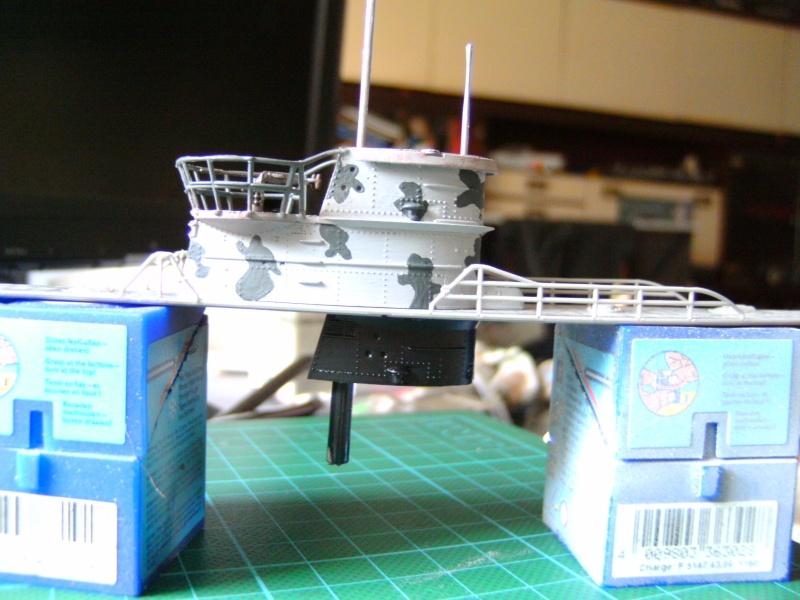 U-Boot Typ VII C 1:144 von Revell Pict0032