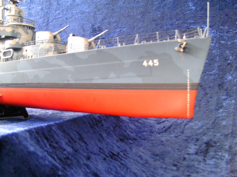 "Zerstörer DD - 445 USS ""Frank Fletcher"" Fletcher- Klasse in 1:144 Pict0038"