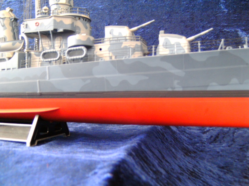"Zerstörer DD - 445 USS ""Frank Fletcher"" Fletcher- Klasse in 1:144 Pict0039"