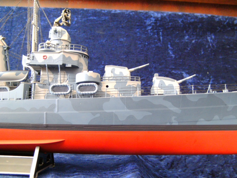 "Zerstörer DD - 445 USS ""Frank Fletcher"" Fletcher- Klasse in 1:144 Pict0040"