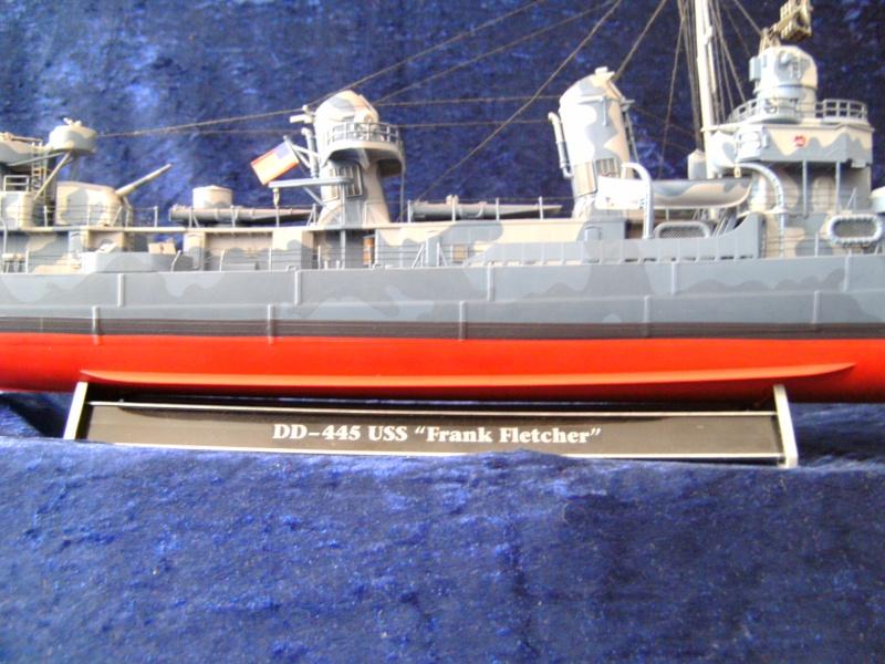 "Zerstörer DD - 445 USS ""Frank Fletcher"" Fletcher- Klasse in 1:144 Pict0041"