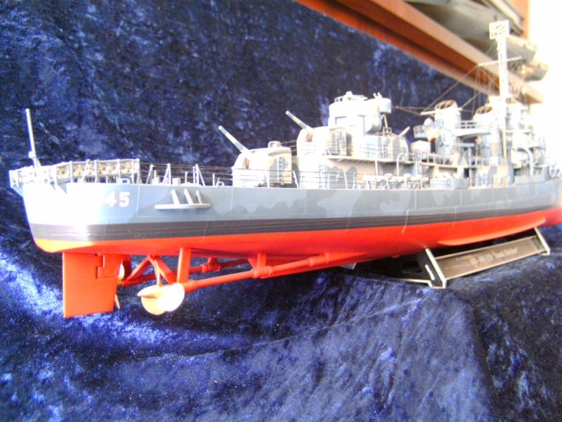 "Zerstörer DD - 445 USS ""Frank Fletcher"" Fletcher- Klasse in 1:144 Pict0043"