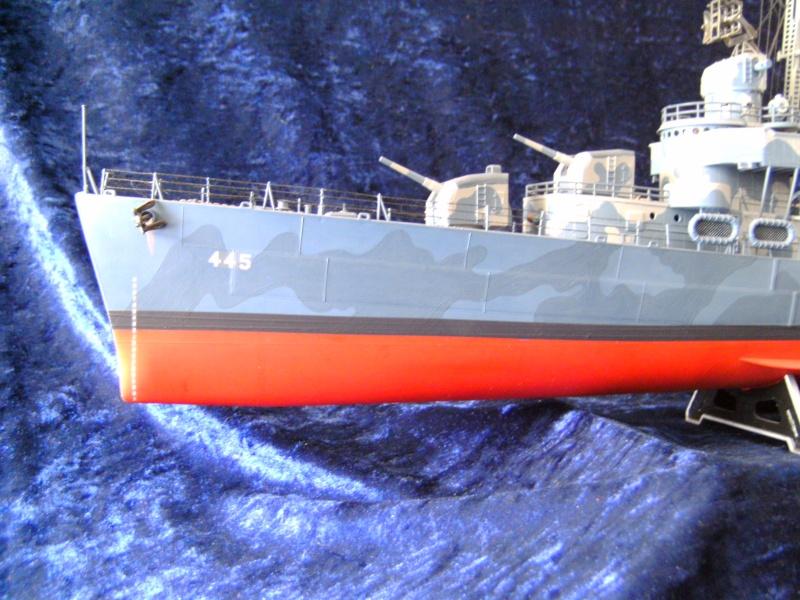 "Zerstörer DD - 445 USS ""Frank Fletcher"" Fletcher- Klasse in 1:144 Pict0044"
