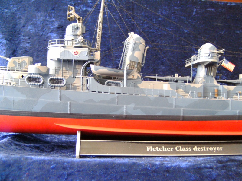 "Zerstörer DD - 445 USS ""Frank Fletcher"" Fletcher- Klasse in 1:144 Pict0045"