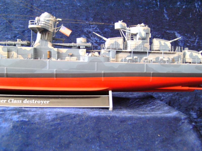 "Zerstörer DD - 445 USS ""Frank Fletcher"" Fletcher- Klasse in 1:144 Pict0046"